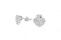 E8752 White crystal 10mm heart earrings.jpg